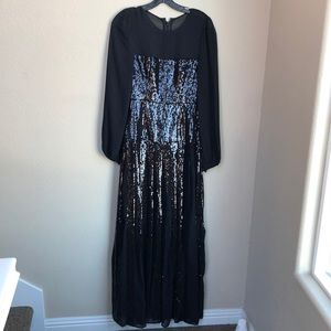 New original BCBGmaxAzria long dress
